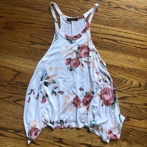 Sweet Claire floral tank